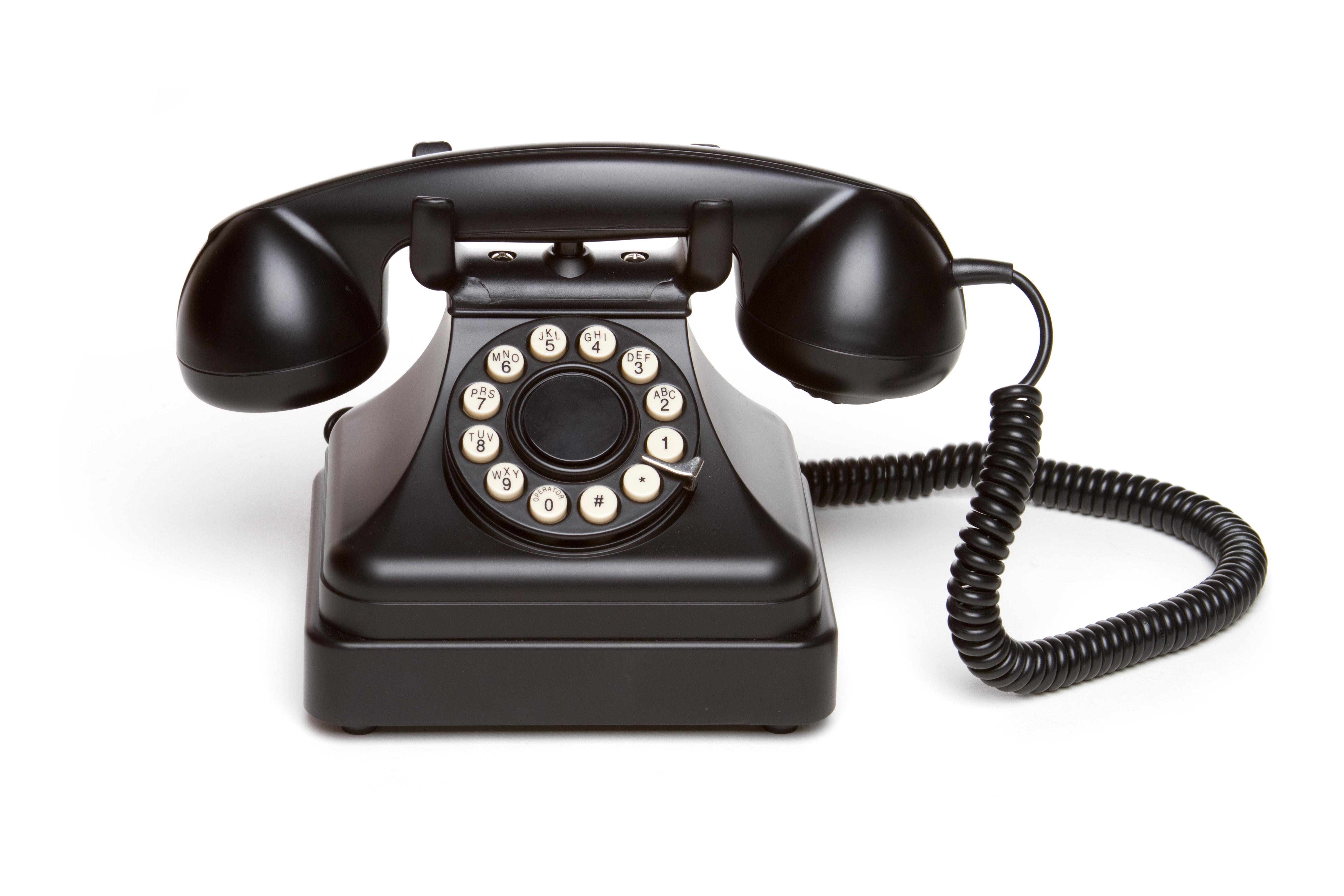 Old Telephone  U2013 Techtalks